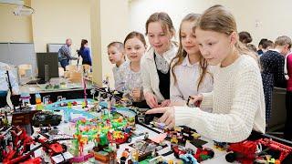 Колтуновский фестиваль наук прошёл в школе № 1 в Верхней Салде