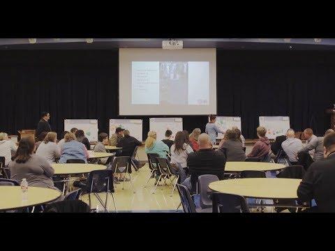 WRA Architects / Community ISD High School Design Charrette