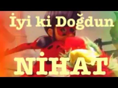 İyi ki Doğdun NİHAT :)  Komik Doğum günü Mesajı 1. VERSİYON ,DOĞUMGÜNÜ VİDEOSU Made in Turkey :) 🎂