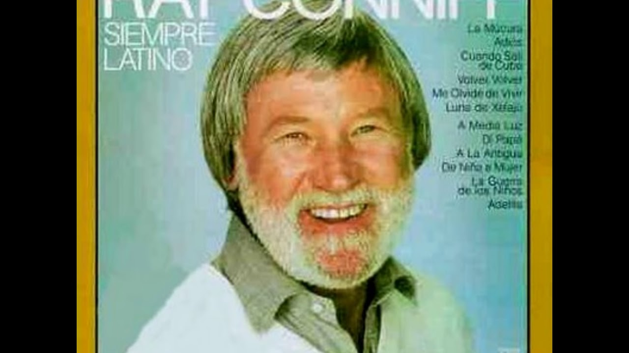 Ray Conniff Adiós Youtube