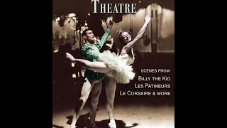 AMERICAN BALLET THEATRE: Historic Bell Telephone Hour Telecasts, 1959-62
