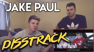 Jake Paul - Youtube Stars Diss Track (Official Music Video)|REACTION!
