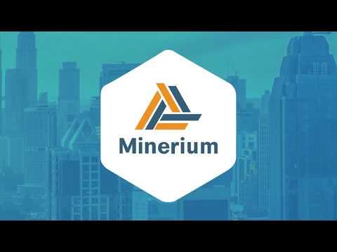 Minerium Bitcoin Mining Centre