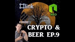 NEO-Qlink Announce Partnership/NEO Moon Soon?/Introducing Eidoo Crypto Apllication!