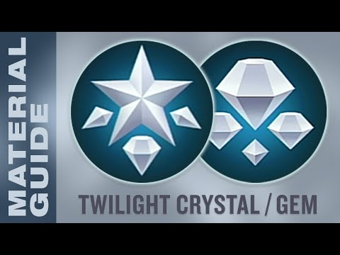 Farm Twilight Crystals and Gems FAST in Kingdom Hearts 3 (KH3 Material Synthesis Guide)