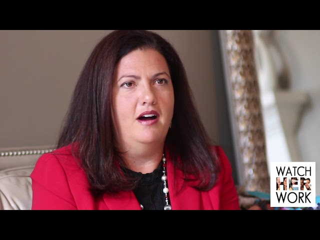 Love/Family: Being A Working Mom Is A Challenge, Angela Cotie | WatchHerWorkTV