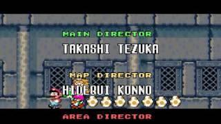 Super Mario World (Super Nintendo) - Part 2 - Ending