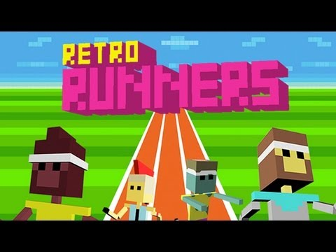 Retro Runners - Universal - HD Gameplay Trailer