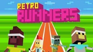 Retro Runners - Universal - HD Gameplay Trailer