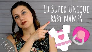 10 Extremely Unique Baby Girl Names I Love But Won