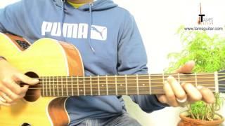 Hothon se choo lo tum (Jagjit Singh) guitar lesson with fingerstyle rhythm (www.tamsguitar.com)