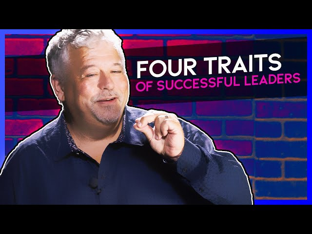 Four Traits of Successful Leaders | Roger Wolkoff | YG Stage with Andy Weins