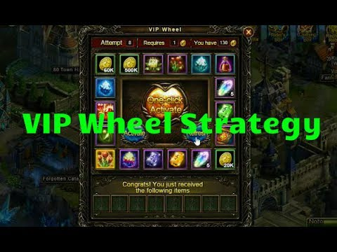 Wartune vip wheel prizes for students