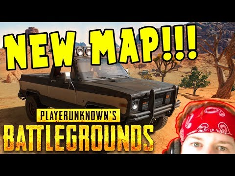 ? PUBG LIVE STREAM | NEW DESERT MAP | PlayerUnknown's Battlegrounds XBOX ONE X Live Stream thumbnail