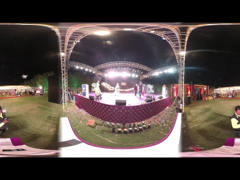 Brij & Namrata's Sangeet | LIVE