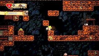Foxman Plays: Spelunky - Episode 51 - Take These Chains