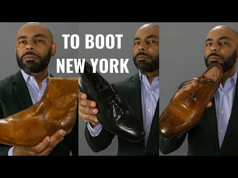 To Boot New York Shoe Brand Review/ My To Boot New York Collection