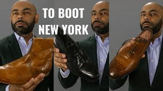 To Boot New York Shoe Brand Review/ My
