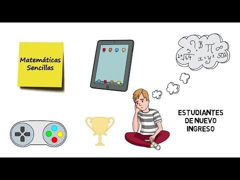 Proyecto Para Repasar Bases Algebraicas Antes De La Universidad Youtube