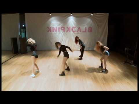 PLAYING WITH FIRE - BLACKPINK - DANCE CUT - MIRRIOR