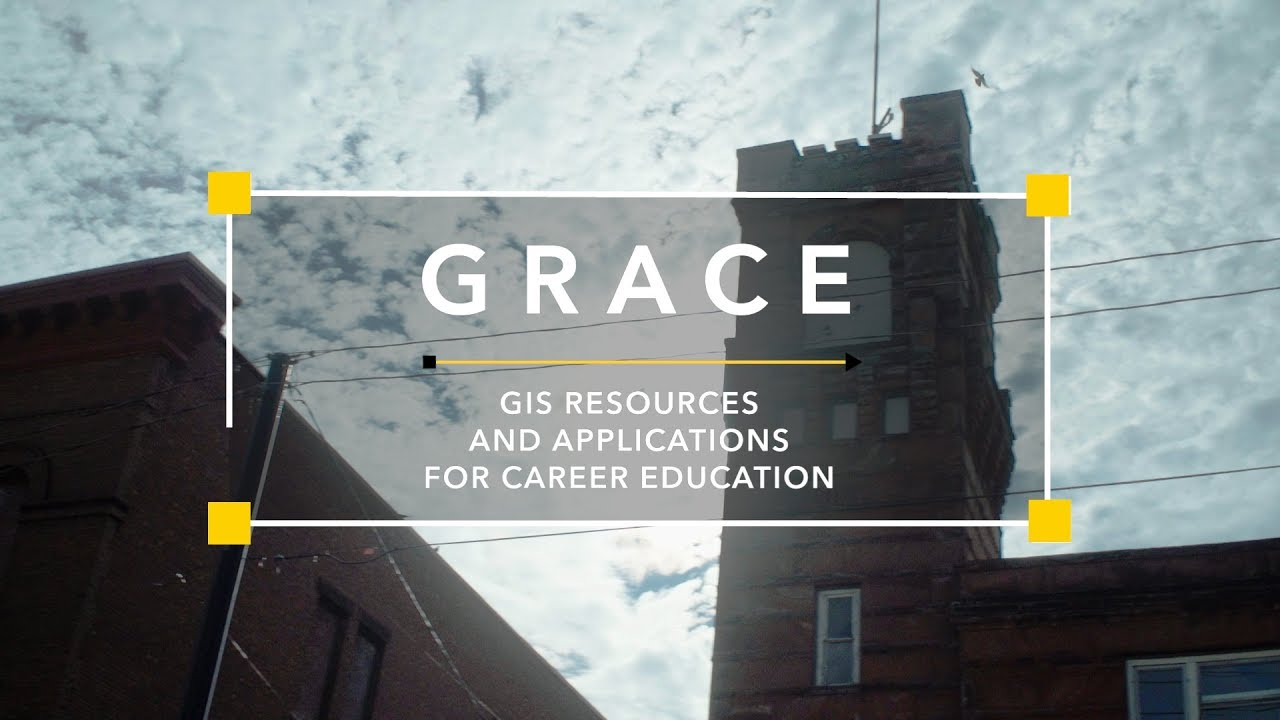 Preview image for GIS Resources Application for Career Education video