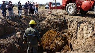 Смотреть видео Сенсация Свежие новости в ХМАО упал метеорит взрыв НЛО онлайн