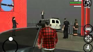 Mod Suicidio en el puente(realista) GTA SA Android