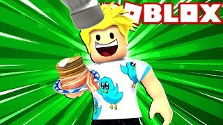 Playing Tofuu's New Cooking Simulator Roblox Game!