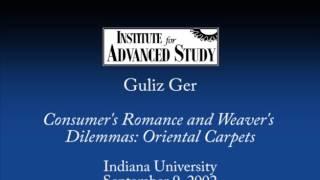 Gambar cover Visiting Fellow, Guliz Ger