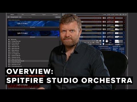 Overview: Studio Orchestra