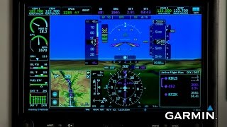 Garmin G3X Touch Using the AOA System