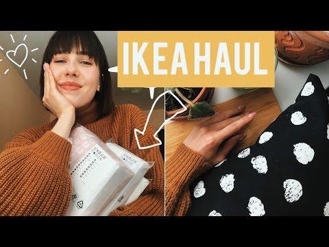 ПОКУПКИ ИЗ IKEA 2019 ♥ УЮТНЫЙ ИКЕА HAUL