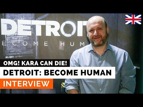 Detroit   with David Cage EN  Paris