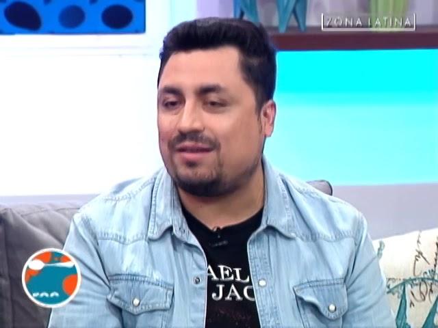 Ismael Pereira en Sabores de Zona Latina 02 Oct 2018