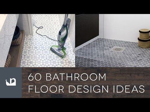 60 Bathroom Floor Design Ideas