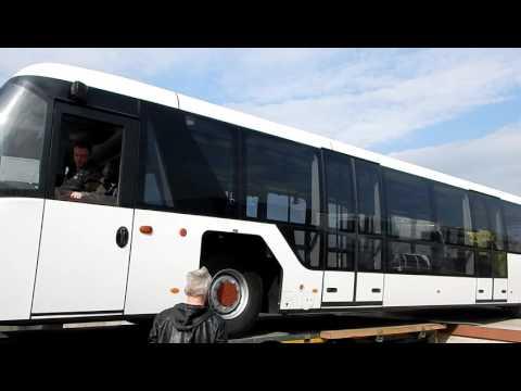 Razgruzka Avtobusa Vilnius