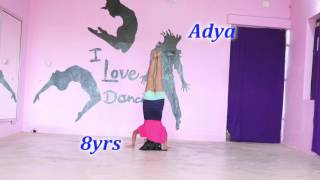 Force 2 || O JANIYA ||DANCE BY AADYA (F.T.  Crew)