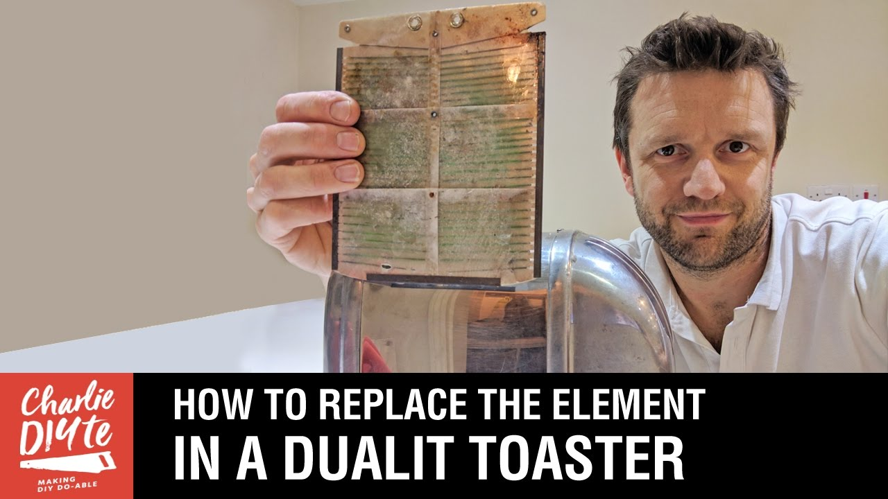 maxresdefault how to replace the element in a dualit toaster youtube  at bakdesigns.co