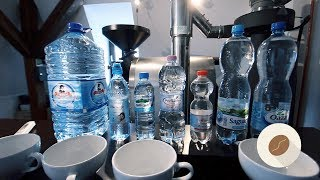Test wód źródlanych. Jaką wodą parzyć kawę? Czajnikowy.pl