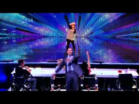 Tina Mcbrien Mysterious Girl Britain S Got Talent 2012