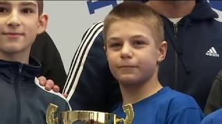 Бокс. Чемпіонат Києва 2019 серед юнаків