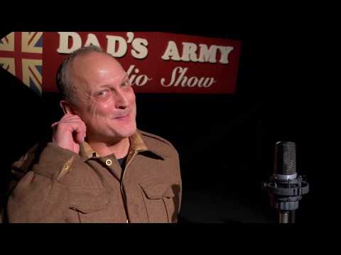 Dad's Army Radio Show - OFFICIAL TRAILER 2020 Tour