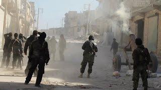 أخبار عربية: داعش يهاجم دير الزور لربط العراق بسوريا