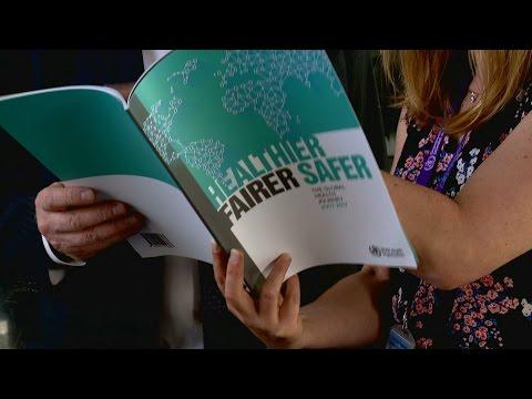 WHO: Healthier, fairer, safer: the global health journey 2007-2017