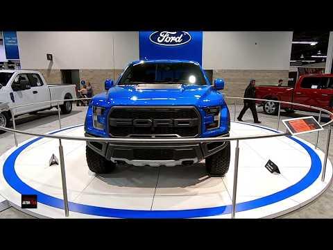 2019 Ford F-150 Raptor Exterior Walkaround - 2018 OC Auto Show