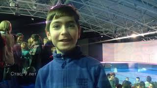 Детский влог с водного шоу Марии Киселевой | Den`s Vlog