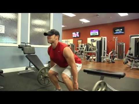 Workout 101- Barbell Hack Squat