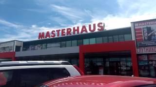 Поездка в хозяйственно-строительный магазин Мастер-хаус, Несебр, Болгария