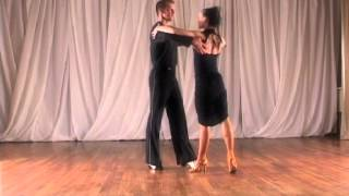 Learn how to Rumba - Basic Step simplyteachd.snappages.com