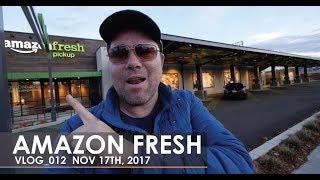 Review Of Amazon Fresh Seattle - Seattle Vlog